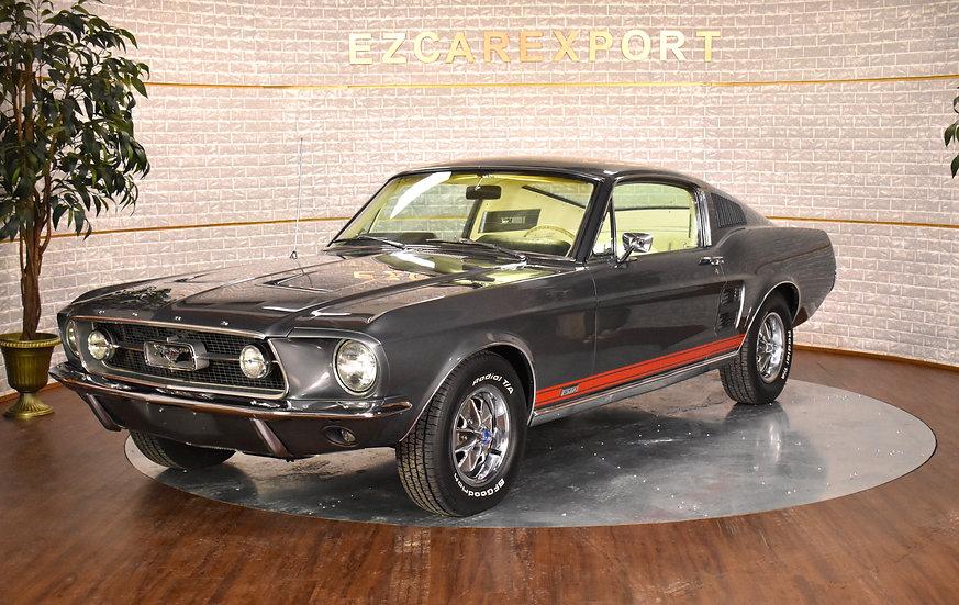 Mustang Fastback de 1967