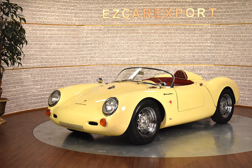 Porsche 550 spyder replica by BECK