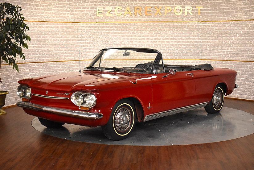 """Chevrolet Corvair de 1963  """"sortie de grange"""""""