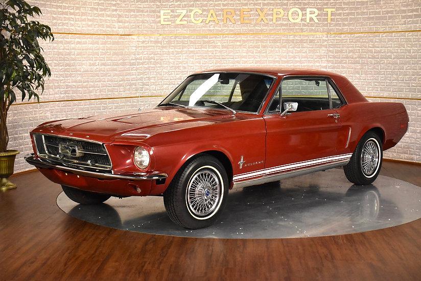 Mustang 1968 / à restaurer