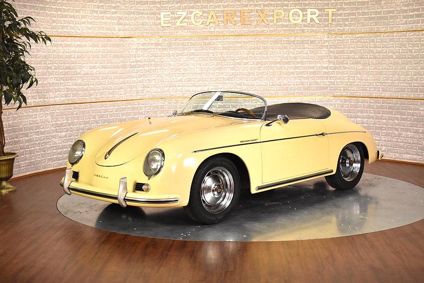 Réplique Porsche 356 Speedster