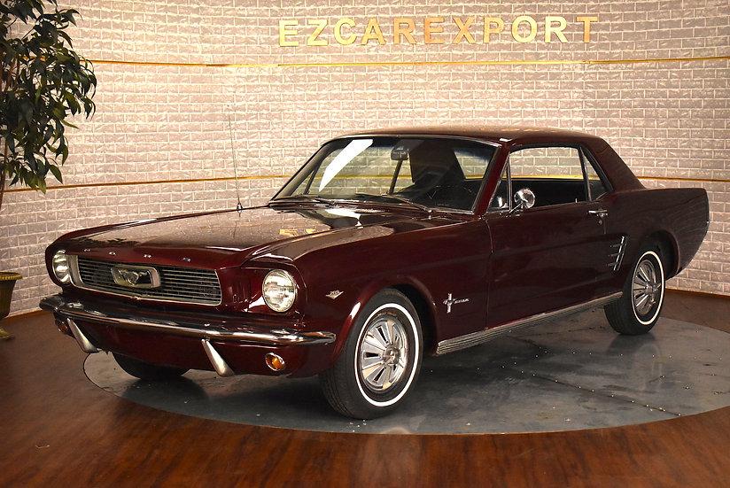 Mustang 1966 code C