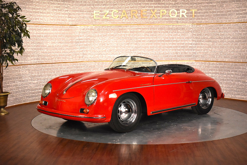 Porsche 356 speedster by Intermeccanica