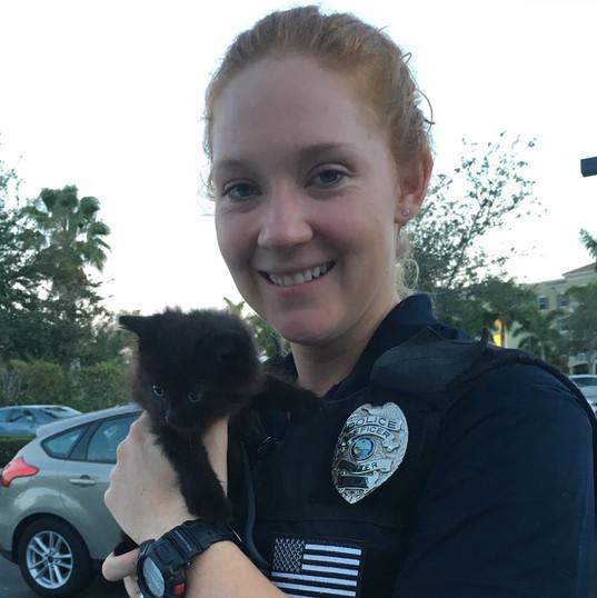 Officer Emma Borrows