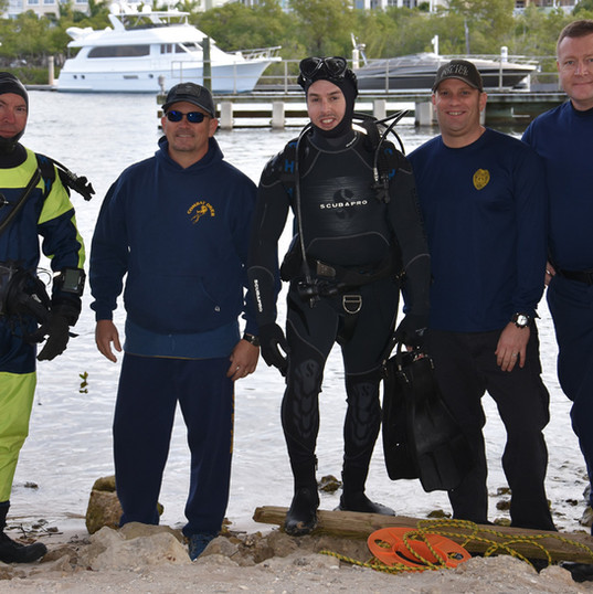JPD Dive Team
