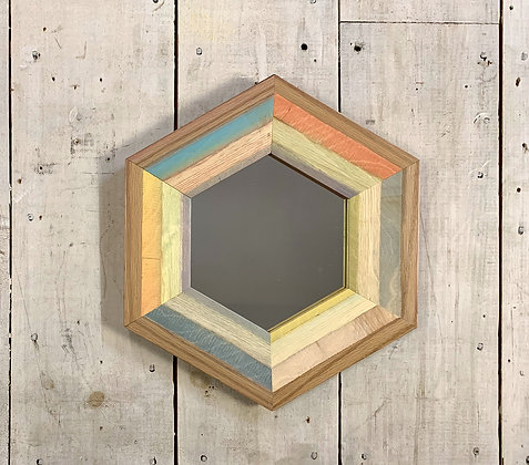 Hex Mirror  ~  Series I 3/6