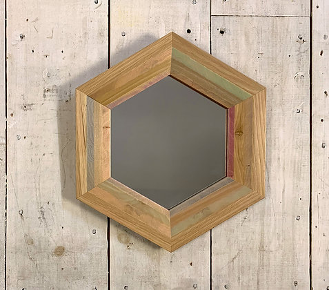 Hex Mirror  ~  Series I 5/6