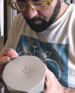 FC at work, handcrafting original