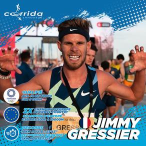 Jimmy Gressier : les JO un rêve de gosse