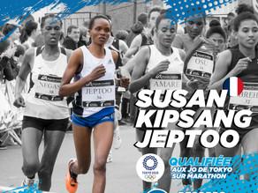 Susan Jeptoo et Nicolas Navarro : les marathoniens des Jeux nous donnent rdv à Langueux