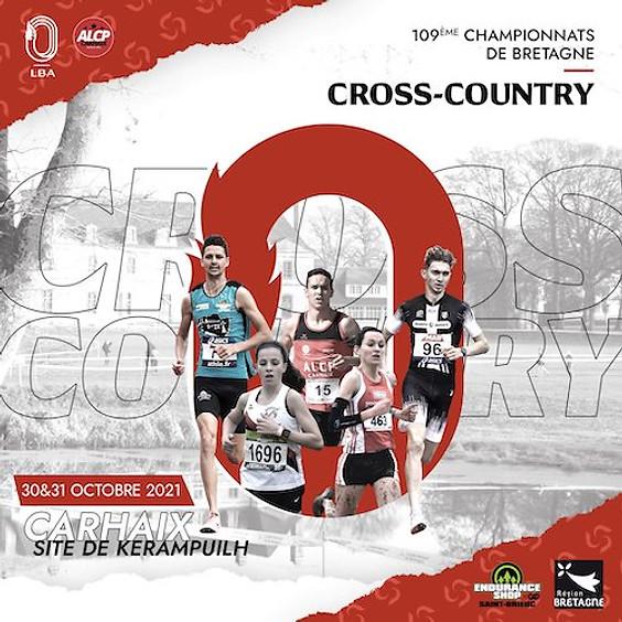 Championnats de Bretagne de Cross Country