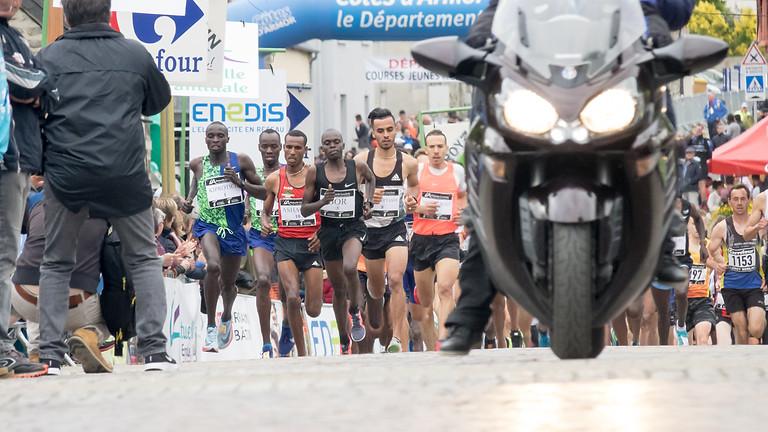 LES CHAMPIONNATS DE FRANCE DES 10 KM