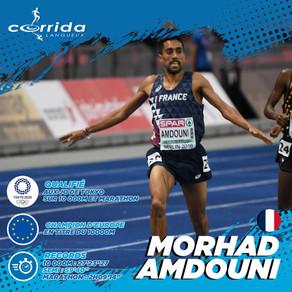 Morhad Amdouni : après les JO Langueux
