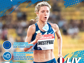 Liv Westphal présente avec des ambitions à Langueux