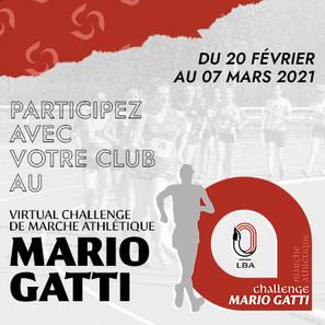 Virtual Challenge de marche Mario Gatti