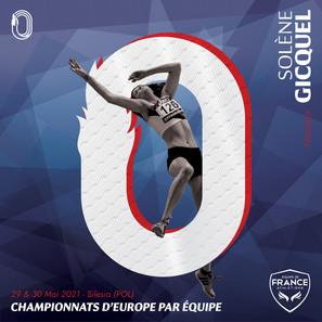 Championnats d'Europe par équipe : 3 bretonnes sélectionnées