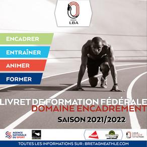 Formations Encadrement Sportif automne 2021