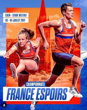 Championnats de France Espoirs : 9 médailles pour les bretons