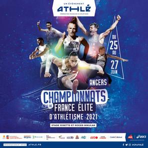 France Elite à Angers : 5 médailles pour la Bretagne