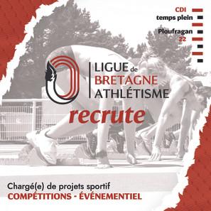 La LBA recrute un(e) chargé(e) de projets sportif