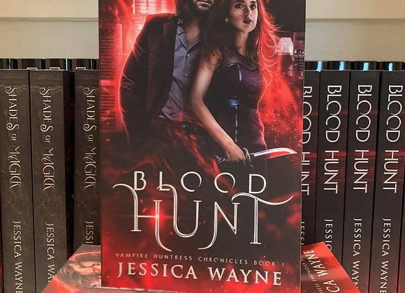 Vampire Huntress Chronicles 1-3