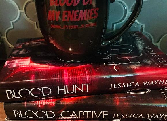 Blood of my Enemies Blood Hunt Mug