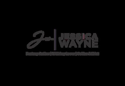 Jessica Wayne Logo 3 White Transparent.p