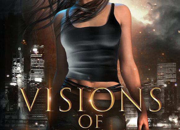Visions Of Death (Gypsy's Curse, book 1)