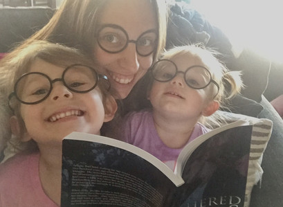 Parenting and authoring