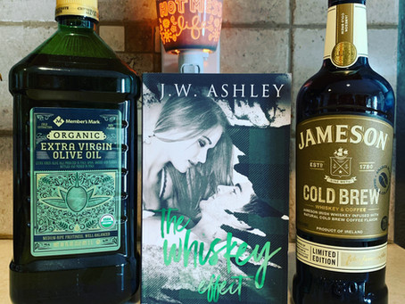 What do Jameson Cold Brew, Olive Oil, and this book have in common?