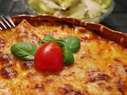 Lasagna! Need I say more?