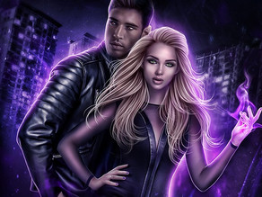 Read the first chapter of Blood Magic!