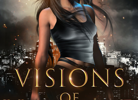 Visions Of Vengeance (Gypsy's Curse book 2)