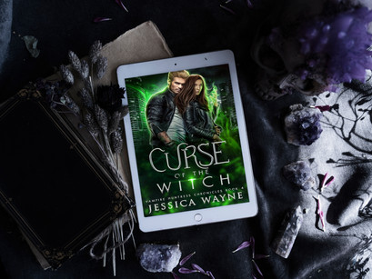 Sneak peek at Curse of the Witch!