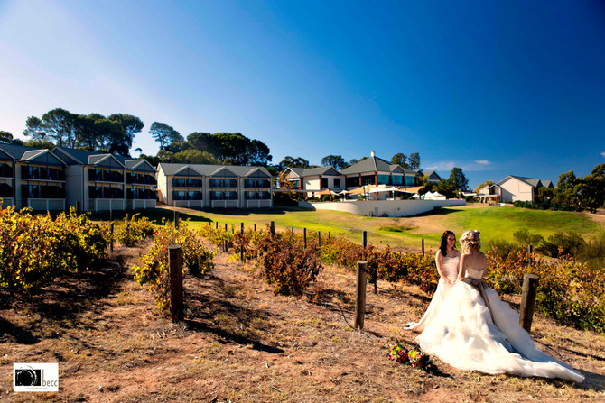 Marriage Equality at Barossa Novotel