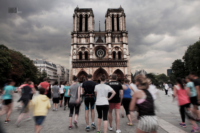 Places #4: Notre Dame Runners