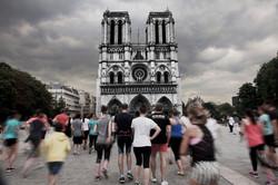 Notre Dame Workout
