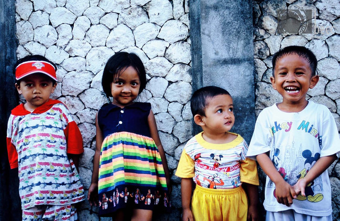 Faces Collection - #9 Bali Kids