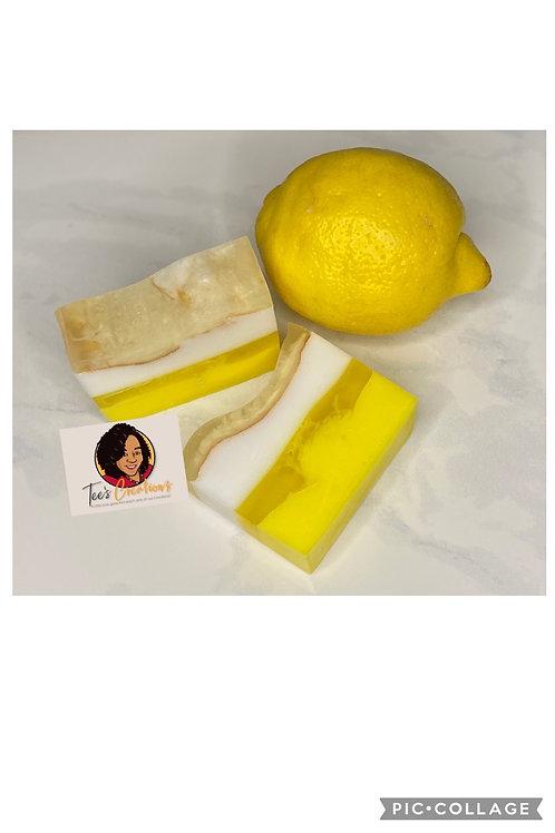 Coconut Lemon Verbena Soap