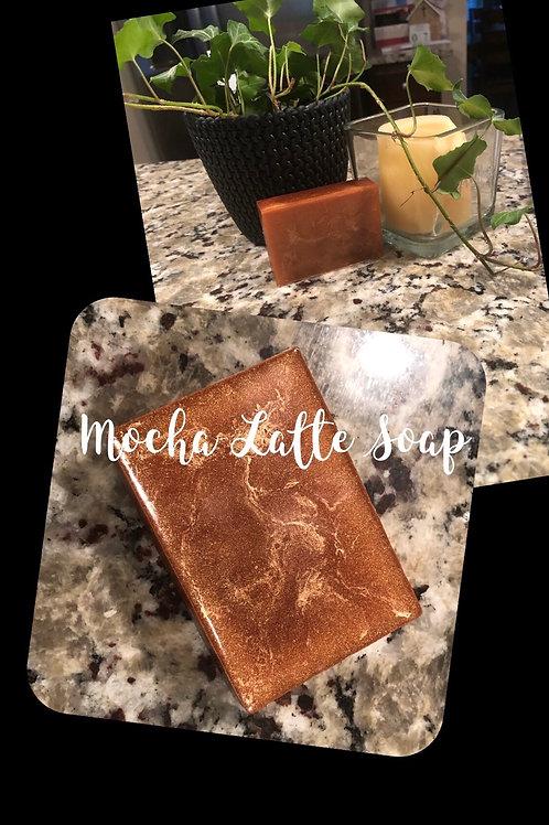 Mocha Latte Body Soap