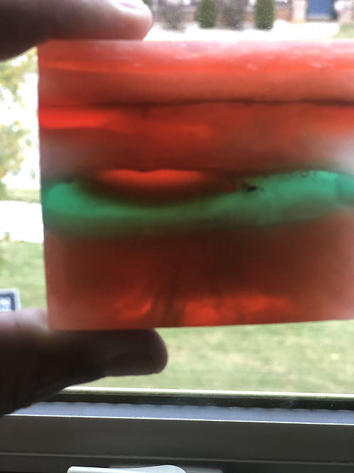 Peppermint Kisses Body Soap