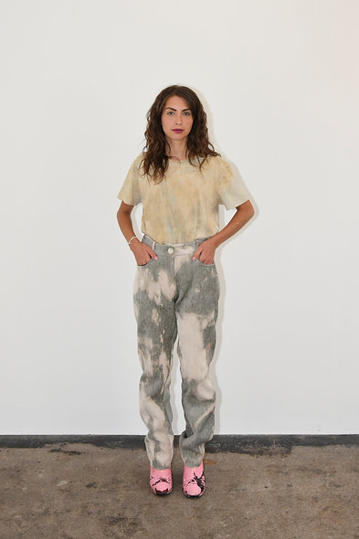 Cloud Cord Straight Trouser