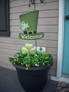 Welcome little  leprechaun