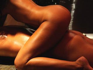 Эротический массаж...