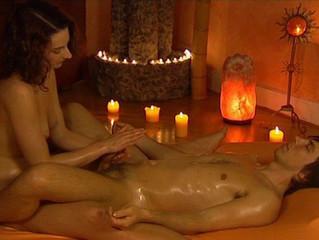 Оздоровительный массаж Лингама