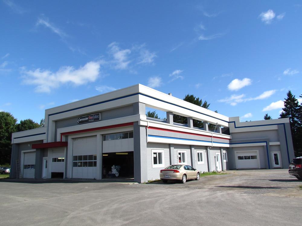 Construction Pagé Compagnie de construction Pont-Rouge, Québec 1