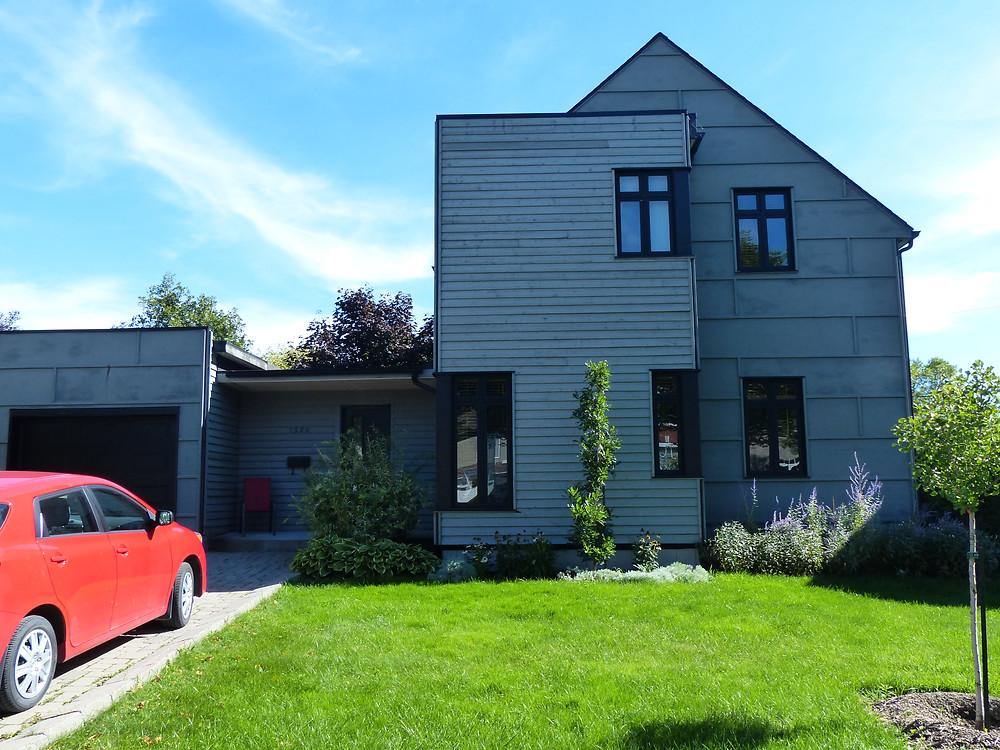 Construction Pagé | Rénovation de maison | Revêtement extérieur | Pont-Rouge, Québec