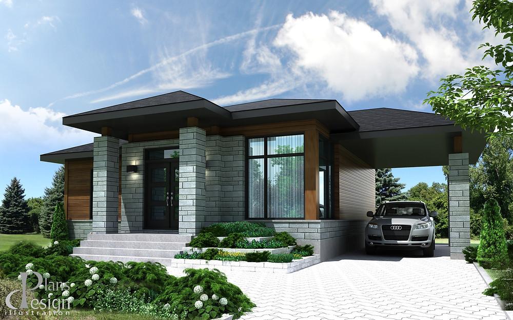 Construction Pagé | Construction résidentielle | Pont-Rouge, Québec1