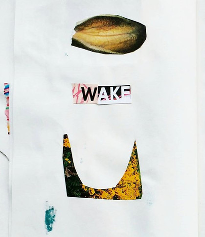 Wake._._._._._._._._._._#art #kunst #col