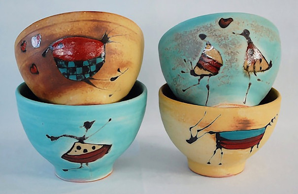 Tea or coffee bowl
